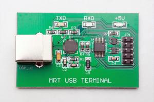 USB(COM) Terminal Adapter