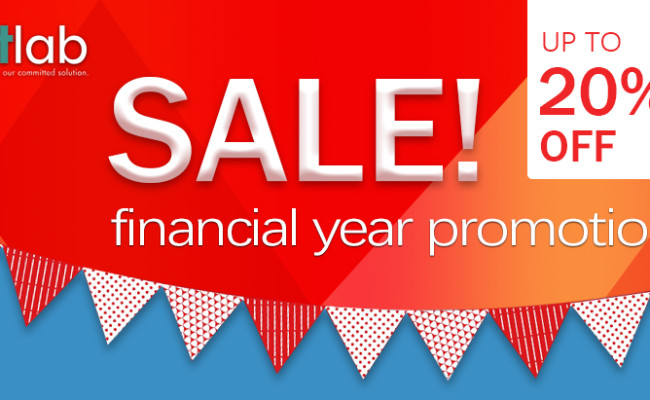MRT Financial Year End Promotion